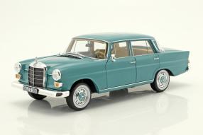 Modellautos Mercedes-Benz 200 1966 1:18
