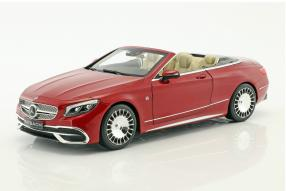 Mercedes-Maybach S 650 Cabriolet 1:18
