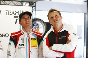 Motorsports KÜS Team75 Bernhard #gtmasters Most