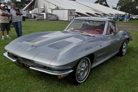 Chevrolet Corvette C2 Sting Ray 1963 by sv1ambo