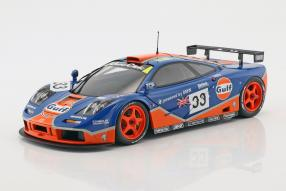 McLaren F1 1:18 Minichamps