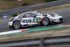 KÜS Team75 Bernhard Porsche 911 GT3 R mit der Startnummer 18