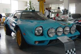 Lancia Stratos HF by János Tamás