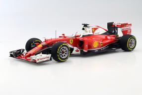 Ferrari #Vettel #F1 2016 1:18 by #BBR