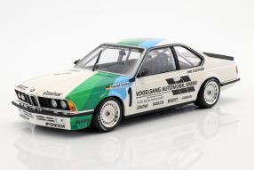 BMW 635 CSi Bergischer Löwe Zolder 1984 1:18