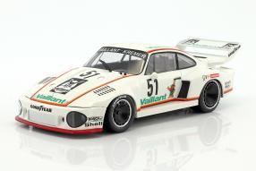 Porsche 935 Bergischer Löwe Zolder 1977 1:18