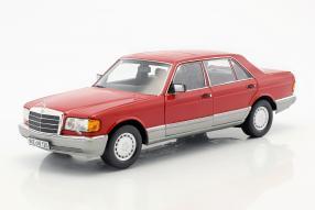 Mercedes-Benz 560 SEL W 126 1:18