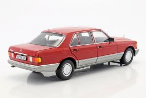 Modellautos Mercedes-Benz 560 SEL W 126 1:18