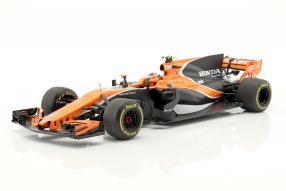 #McLaren #MCL32 #stoffelvandoorne #modellautos scale 1:18 by #Spark