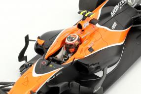 #McLaren #MCL32 #stoffelvandoorne #modelcars scale 1:18 by #Spark