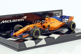 McLaren F1 #Showcar 2017 #stoffelvandoorne