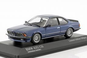 Modellautos BMW 635 CSi 1:43 von Minichamps