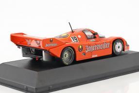Modellautos Porsche 956B Stuck Bellof 1984 1:43