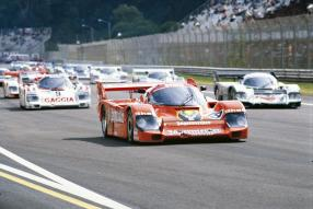 Porsche 956B Stuck / Bellof Imola 1984