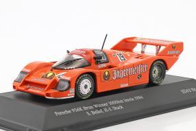 Porsche 956B Stuck Bellof 1984 1:43