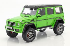 Mercedes-Benz G-Klasse G500 4x4² 1:18