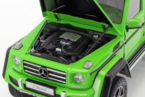 modelcars Mercedes-Benz G-Klasse G500 4x4² 1:18