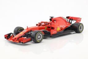 Ferrari SF71H 1:18 Vettel #F1 2018
