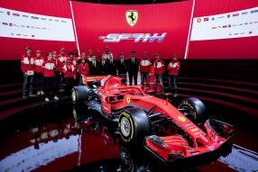 Ferrari SF71H #F1 2018 / Foto: Ferrari S.p.A.