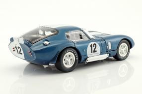 Modellautos Shelby Cobra Daytona 1965 1:18 #CMR