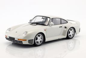 Modellautos Porsche 959 1:18