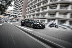 Lykan Hypersport by W Motors