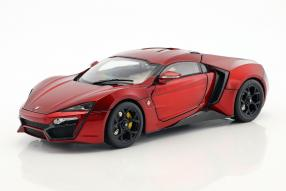 Lykan Hypersport 1:18 Schuco