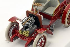 Modellautos Lohner Porsche Mixte Wagen 1901 1:43