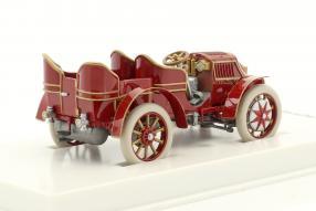 modelcars Lohner Porsche Mixte Wagen 1901 1:43