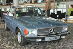 Mercedes-Benz SL 1985