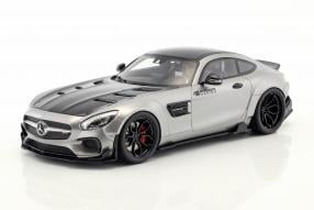Mercedes-AMG GT modified by Prior Design 1:18