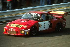 Porsche 935/77 Rolf Stommelen, dieses Mal Startnummer 3 by Lothar Spurzem