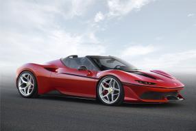 Ferrari J50 2016, Foto: Ferrari S.p.A.