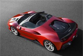 Ferrari J50 2016 by Ferrari S.p.A: