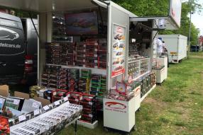 ck modelcars in Hockenheim Mai 2018