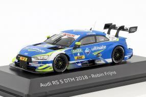 Audi RS 5 DTM Frijns 2018 1:43