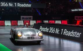 Porsche 356 Nr. 1 1948 / Porsche Sound Nacht 2018