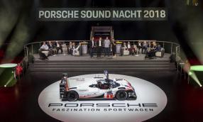 Porsche 919 hybrid aus Le Mans