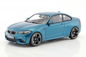 Modellautos BMW M2 1:18