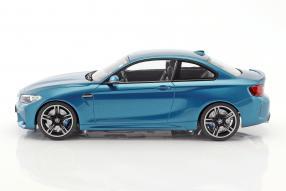 Modelcars BMW M2 1:18