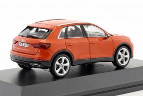 modelcars Audi Q3 2018 1:43