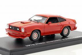 Ford Mustang King Cobra 1978 1:43 Greenlight