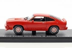 Modellautos Ford Mustang King Cobra 1978 1:43