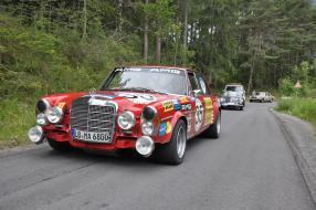 Mercedes-Benz W 109 Rote Sau
