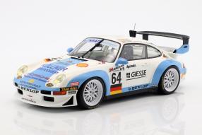 Porsche 911 993 #LEMANS24 1999 1:18