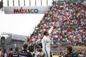 Lewis Hamilton #MexicanGP 2018