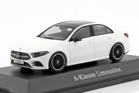 Mercedes-Benz A-Klasse Limousine 2019 1:43 V 177