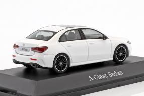 Modellautos Mercedes-Benz A-Klasse Limousine 2019 1:43 V 177