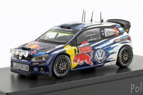 VW Polo WRC 2015 1:43