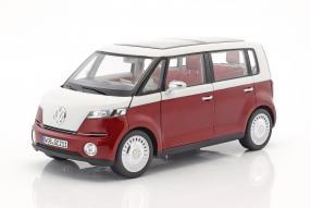 VW Bulli Concept Car 2011 1:18